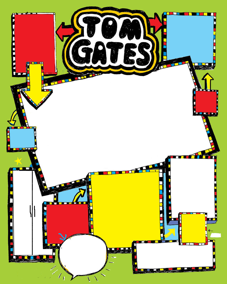 Tom Gates Book 18 is on the way!