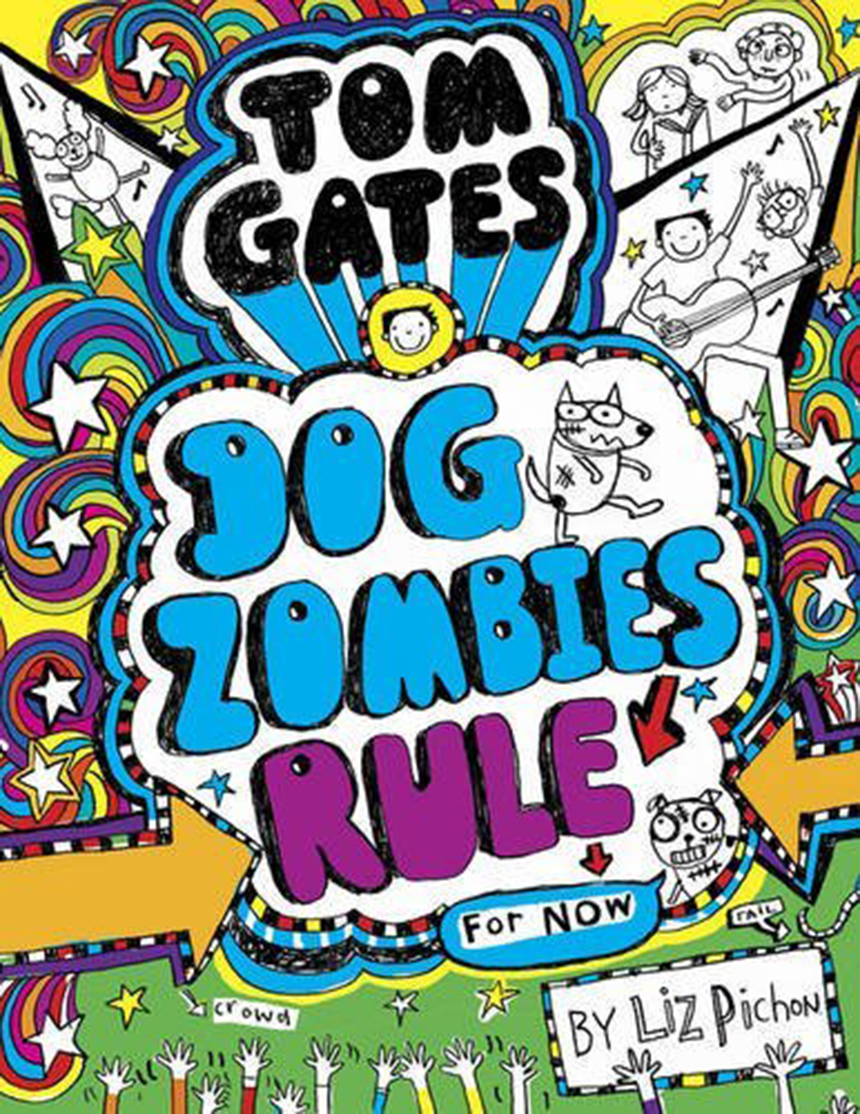 Tom Gates -  Dog Zombies Rule (For Now) is out now!