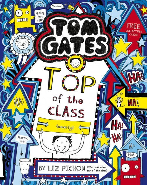 Book Nine - Top of the Class (Nearly)