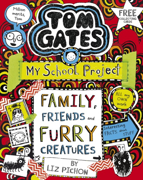 Book Twelve - Tom Gates: Family, Friends and Furry Creatures