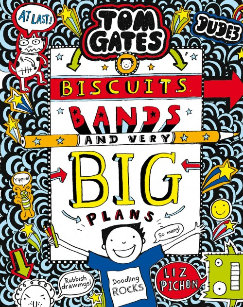Book Fourteen - Tom Gates: Biscuits, Bands and Very Big Plans