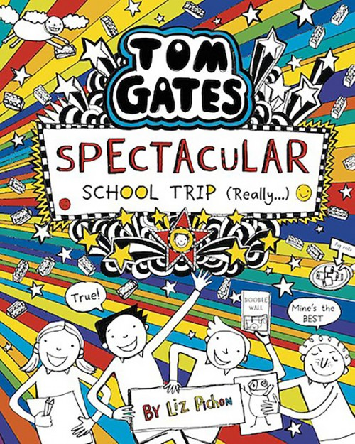 Book Seventeen - Tom Gates: Spectacular School Trip (Really...)