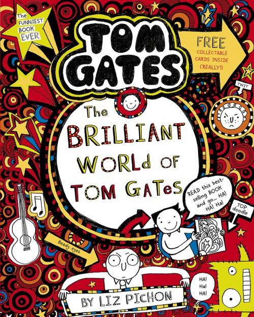 Book One - The Brilliant World of Tom Gates