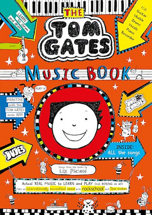 Tom Gates The Music Book