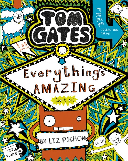 Book Three - Everything's Amazing (Sort Of)