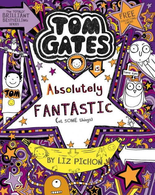 Book Five - Absolutely Fantastic (At Some Things)