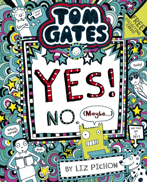Book Eight - Yes! No (Maybe…)