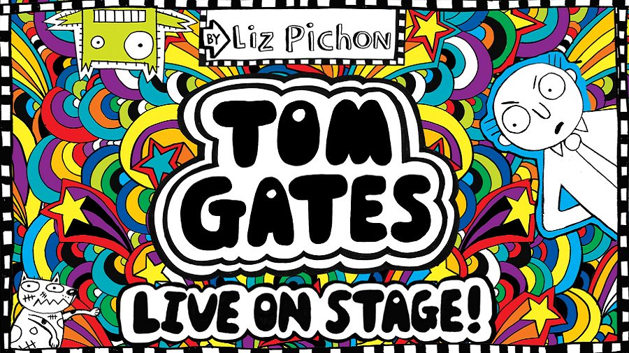 Tom Gates: Live on Stage! in Preston