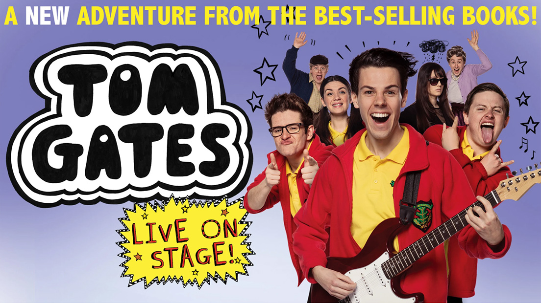 Tom Gates: Live on Stage! in Torquay