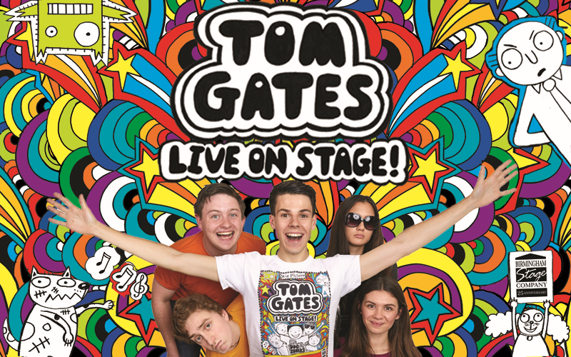 Tom Gates: Live on Stage! in Liverpool.