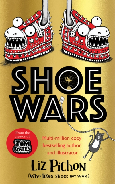 Shoe Wars - Pre-order a Personalised copy!